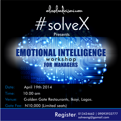 Total Experience in Emotional Intelligence